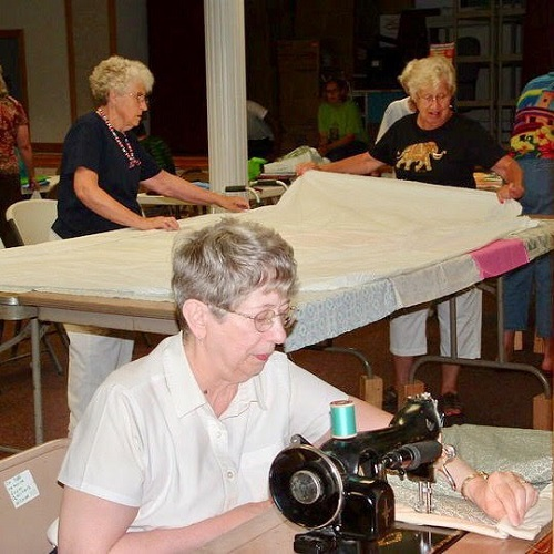 Living Faith Quilters